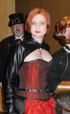 Author Steampunk image