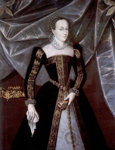 HIstorical image of Mary Queen of Scots