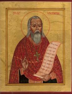 St. Valentine Sventitsky
