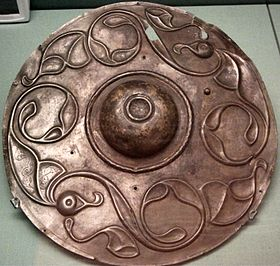 Celtic Sheild