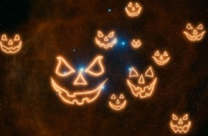 Jack OLanterns in the Sky, Cosmos