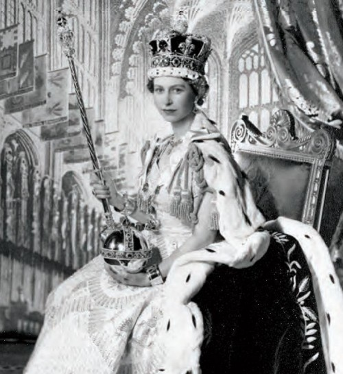 queen elizabeth ii when born