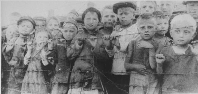 an analysis of the polish family annas and the story of the holocaust during the world war two