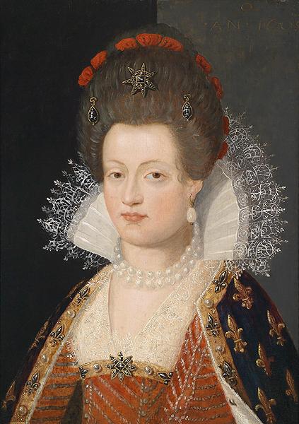 Historical Marie di'Medici