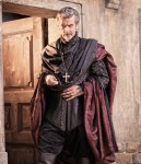 Peter Capaldi as Richelieu, The Musketeers
