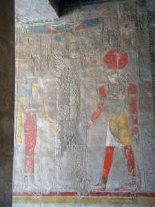 hetshepsut removed from image in her temple
