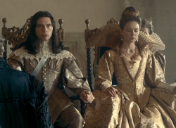 Louis XIII and Anne of Austria, The Musketeers