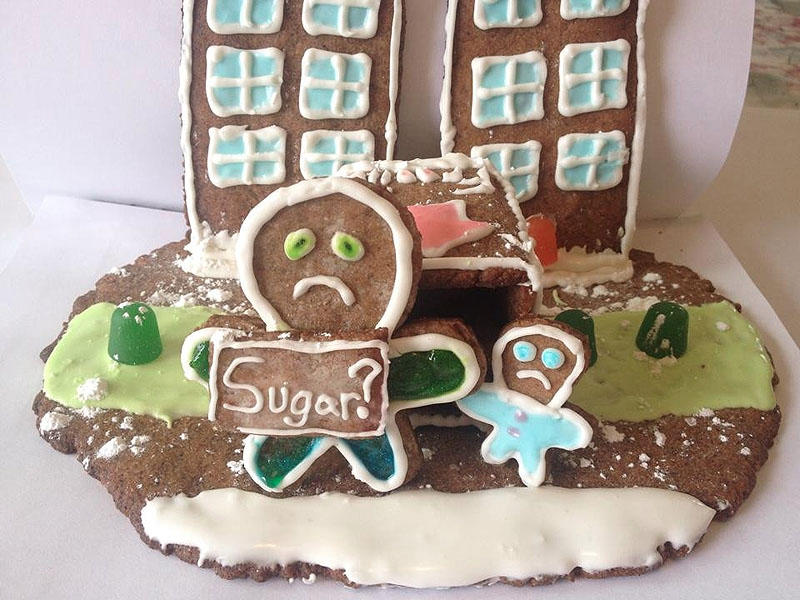 GISHWHES Gingerbread