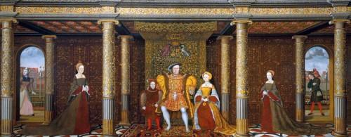 1545 Tudor Family Portrait