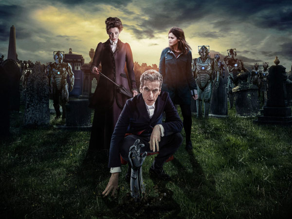 "Love, Lies and Loss: Doctor Who's ""Death in Heaven"""