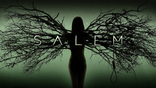 Avertisement poster for Salem TV show