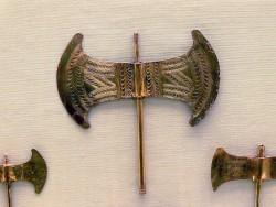 Ceremonial Minoan labrys