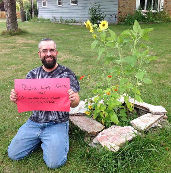 Gardening tip, gishwhes 2015